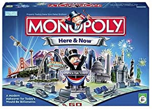 Monopoly: Here and Now Edition