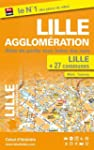 Lille agglom�ration - Atlas de poche...