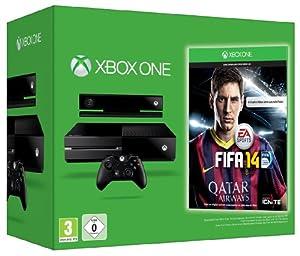 Microsoft Xbox One 500 Go + Fifa 14 (import anglais)