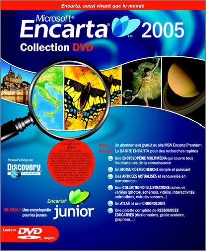 Microsoft Encarta Reference Library 2005 [DVD] (vf)