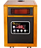 Dr. Heater DR-968H Infrared Portable Space Heater with Humidifier, 1500W