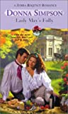 img - for Lady May's Folly (Zebra Regency Romance) book / textbook / text book