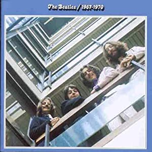 "Cover of ""1967-1970 (The Blue Album)"""