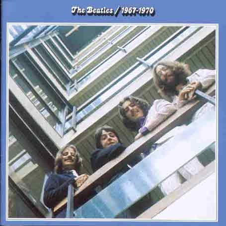 The Beatles - 1967-1970   The Blue Album - Zortam Music