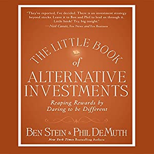Little Book of Alternative Investments Audiobook