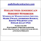 Selected American Short Stories | [Washington Irving, Mark Twain, Ambrose Bierce, Edith Wharton, Edgar Allan Poe]