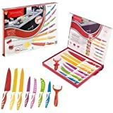 Royalty Line Swiss 7 Piece Knife Set