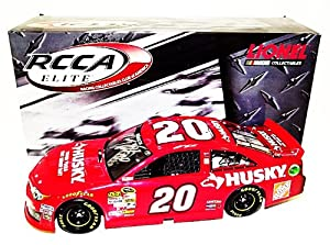 AUTOGRAPHED 2013 Matt Kenseth #20 HUSKY RACING (Gibbs) Lionel 1 24 RCCA Elite SIGNED... by Trackside Autographs