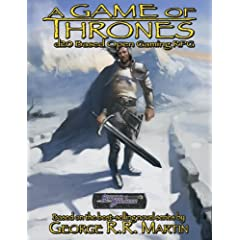 A Game of Thrones: D20-Based Open Gaming RPG and Artwork