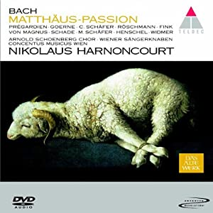 Bach - St. Matthew Passion (DVD Audio)