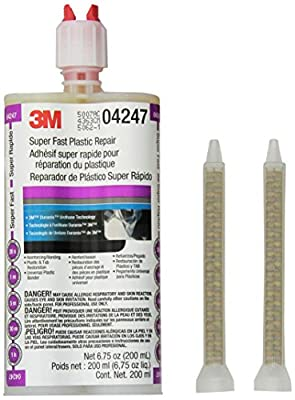 3M Super Fast Plastic Repair
