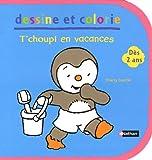echange, troc Thierry Courtin - T'choupi en vacances