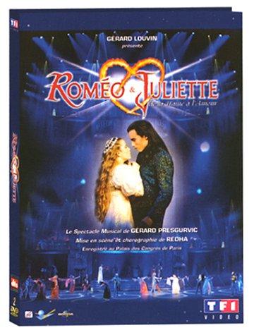 Romeo et juliette : de la haine a l'amour [Edizione: Francia]