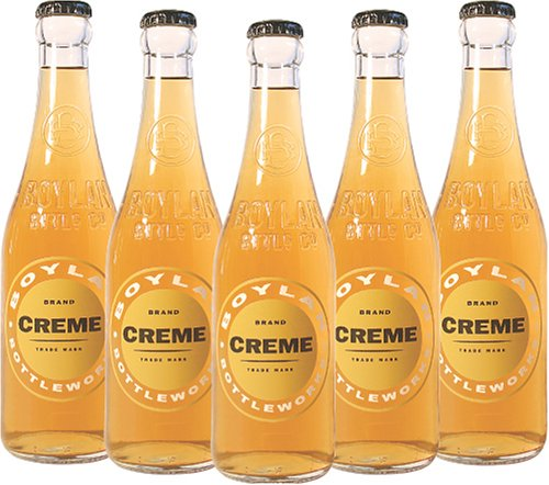Boylan Bottleworks 12 oz Creme 12packB0001BVFN4