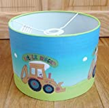 LITTLE DIGGER - LAMPSHADE - 10