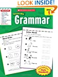 Scholastic Success with Grammar: Grade 1