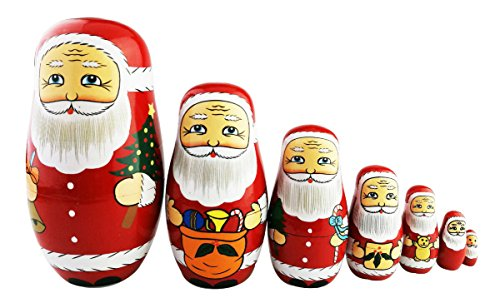 Cute-Creative-Santa-Clauss-Bringing-Kinds-Of-Gifts-To-You-Pattern-Handmade-Wooden-Matryoshka-Dolls-Russian-Nesting-Dolls-Set-7-Pieces-For-Kids-Toy-Birthday-Christmas-Gift-Home-Decoration