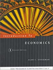 Introduction to Microeconomics by Stockman
