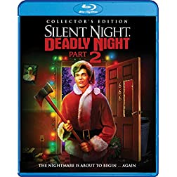 Silent Night, Deadly Night Part 2 [Blu-ray]