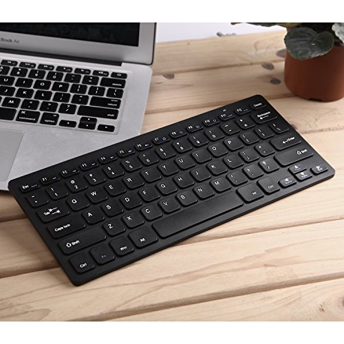 jelly comb 2 4g ultra slim portable wireless keyboard and import it all. Black Bedroom Furniture Sets. Home Design Ideas