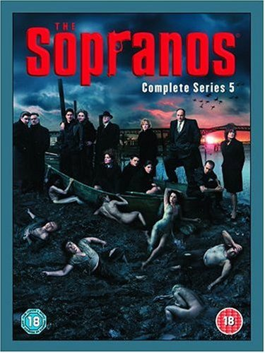The Sopranos: Complete HBO Season 5 [DVD]
