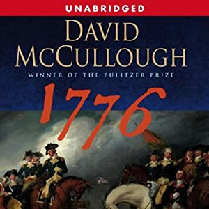 1776 Audiobook by David McCullough Narrated by David McCullough