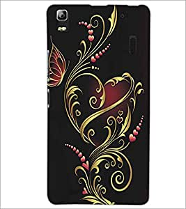 LENNOVO A7000 PAINTING Designer Back Cover Case By PRINTSWAG