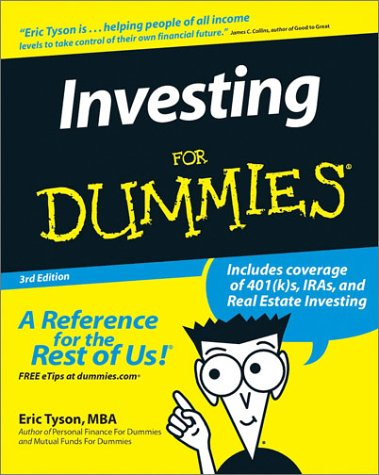 Investing for Dummies, Third Edition (For Dummies