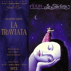 Verdi: La Traviata: Parigi, o cara - Alfredo, Violetta