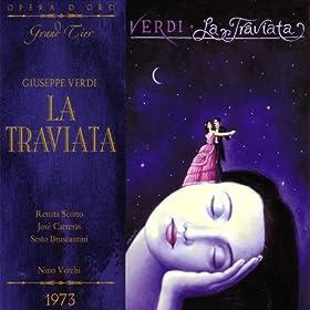 Verdi: La Traviata: Libiamo ne'lieti calici - Alfredo, Chorus, Violetta