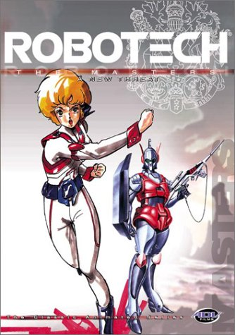 Robotech - A New Threat (Vol. 7)
