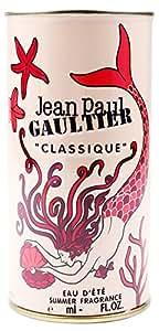 Jean Paul Gaultier Classic Summer Edition femme / women, Eau de Toilette, Vaporisateur / Spray ...