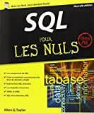 echange, troc Allen G TAYLOR - SQL pour les Nuls, nouvelle édition