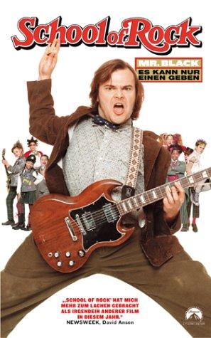 School Of Rock [VHS]