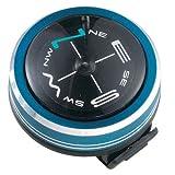 Vixen コンパス オイルフロート式コンパス メタリックコンパス ブルー 42032-2