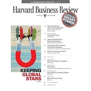 Harvard Business Review, November 2008 Periodical