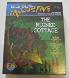 Enid Blyton: Famous Five, The Ruined Cottage, Mystery Jigsaw Puzzle Game