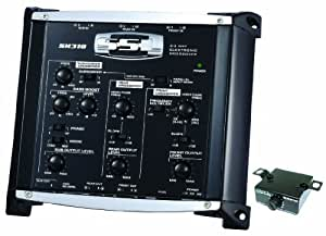 SSL SX310 2/3-way Pre-Amp Electronic Crossover with Remote Subwoofer Control