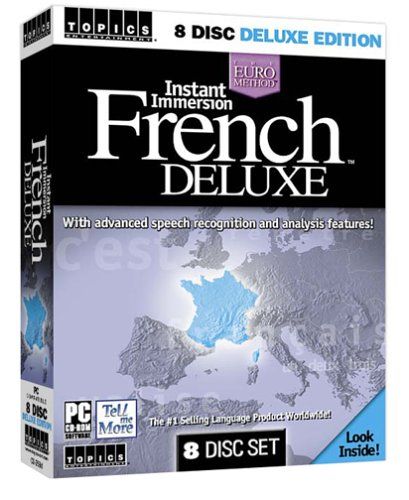 Instant Immersion French DeluxeB00009ZLJP : image