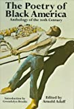 The Poetry of Black America: Anthology of the 20th Century (0060200898) by Arnold Adoff