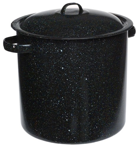 Granite Ware F6124T-1 Stock Pot, 15.5-Quart
