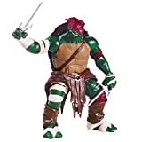 Teenage Mutant Ninja Turtles Movie Deluxe Raphael Figure