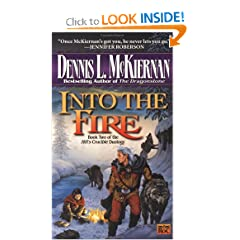 Into the Fire (Mithgar) by Dennis L. McKiernan