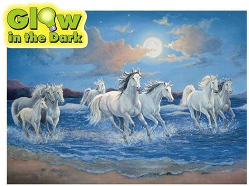 Picture of F.X. Schmid Wild Stallions Marianne Caroselli Jigsaw Puzzle 1000pc (B00023QAOU) (Jigsaw Puzzles)