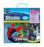 VTech Storio - Juego Spiderman para Storio 2, 3S y Storio Max (3480-233022)