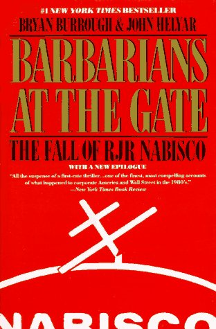 Image for Barbarians at the Gate: The Fall of RJR Nabisco