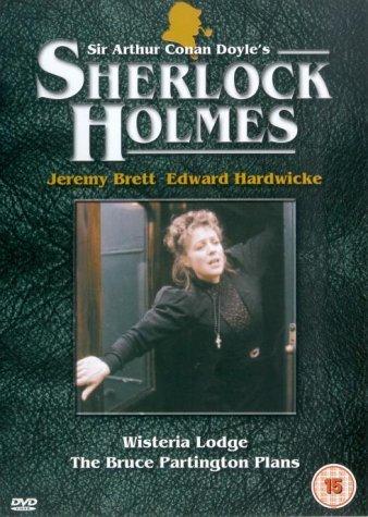 Sherlock Holmes: Wisteria Lodge / The Bruce Partington Plans [DVD] by Jermey Brett