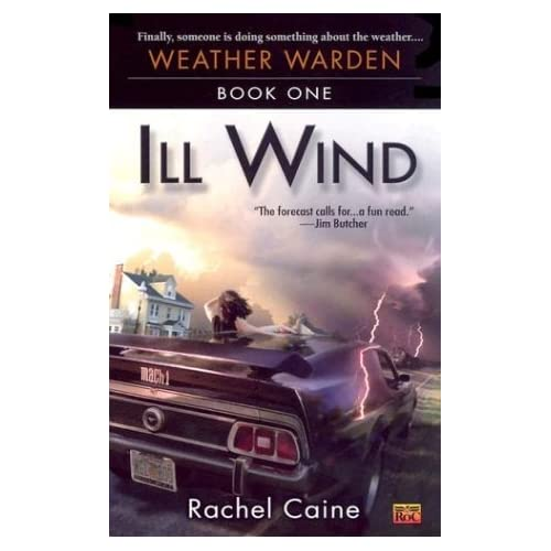ill wind is the first book in
