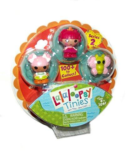 Lalaloopsy Tinies Figures Series 2 (531654) 3 Pack