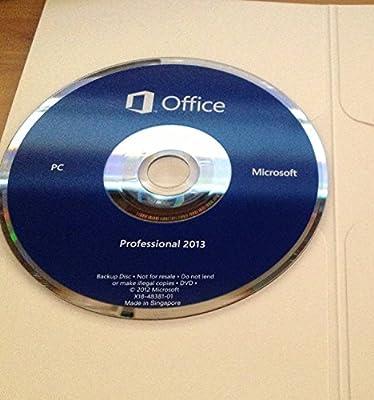 Office Pro 2013 32-bit/x64 English Na (269-16094) -